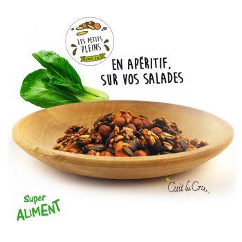 Apéritif et salades - Epices Cuit Lu Cru