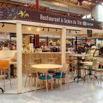 Restaurant vegan au Marché Couvert de Colmar